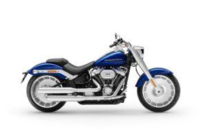 Ficha técnica de la moto Harley-Davidson Softail Fat Boy 114