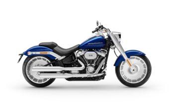 Ficha técnica de la moto Harley-Davidson Softail Fat Boy 114 2020