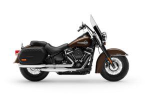 Ficha técnica de la moto Harley-Davidson Softail Heritage Classic