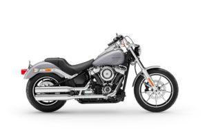 Ficha técnica de la moto Harley-Davidson Softail Low Rider