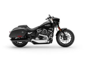 Ficha técnica de la moto Harley-Davidson Softail Sport Glide