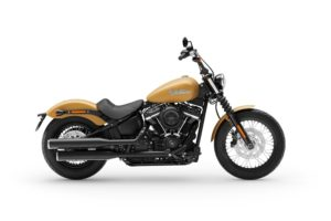 Ficha técnica de la moto Harley-Davidson Softail Street Bob