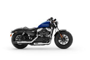 Ficha técnica de la moto Harley-Davidson Sportster Forty-Eight