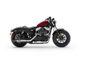 Ficha técnica de la moto Harley-Davidson Sportster Forty-Eight 2020