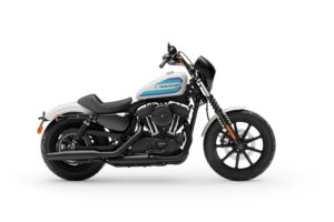 Ficha técnica de la moto Harley-Davidson Sportster Iron 1200 2020
