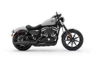 Ficha técnica de la moto Harley-Davidson Sportster Iron 883 2020