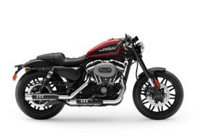 Ficha técnica de la moto Harley-Davidson Sportster Roadster