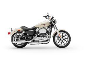 Ficha técnica de la moto Harley-Davidson Sportster SuperLow