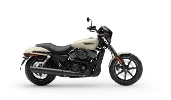 Ficha técnica de la moto Harley-Davidson Street 750 2020