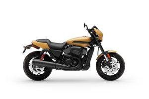 Ficha técnica de la moto Harley-Davidson Street Rod