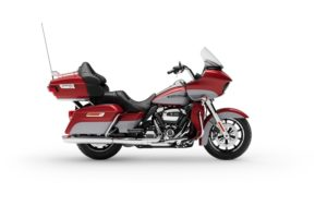 Ficha técnica de la moto Harley-Davidson Touring Road Glide Ultra