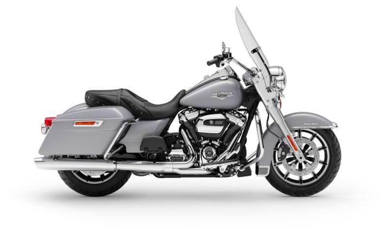 Ficha técnica de la moto Harley-Davidson Touring Road King