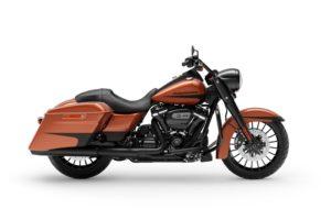 Ficha técnica de la moto Harley-Davidson Touring Road King Special 2020