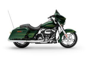 Ficha técnica de la moto Harley-Davidson Touring Street Glide