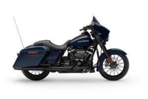 Ficha técnica de la moto Harley-Davidson Touring Street Glide Special