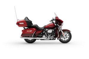 Ficha técnica de la moto Harley-Davidson Touring Ultra Limited