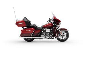 Ficha técnica de la moto Harley-Davidson Touring Ultra Limited Low