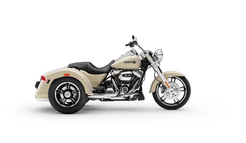 Ficha técnica de la moto Harley-Davidson Tri Glide Freewheeler 2020