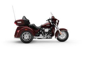 Ficha técnica de la moto Harley-Davidson Tri Glide Ultra 2020