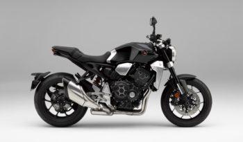 Ficha técnica de la moto Honda CB1000R