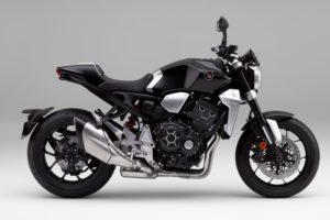 Ficha técnica de la moto Honda CB1000R+