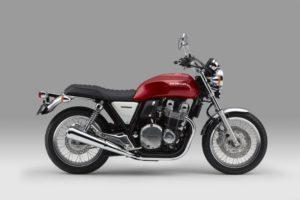 Ficha técnica de la moto Honda CB1100EX