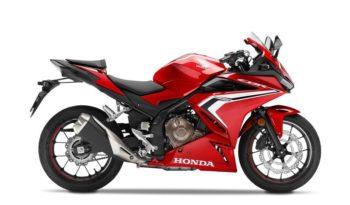 Ficha técnica de la moto Honda CBR500R