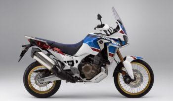 Ficha técnica de la moto Honda CRF1000L Africa Twin Adventure Sports