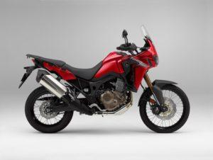 Ficha técnica de la moto Honda CRF1000L Africa Twin DCT