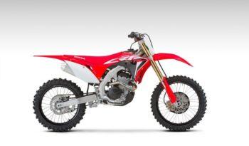 Ficha técnica de la moto Honda CRF250R 2020
