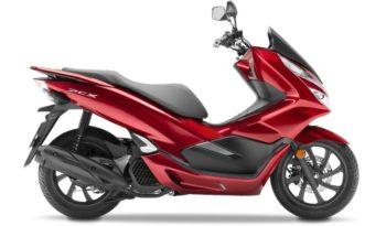 Ficha técnica de la moto Honda PCX125