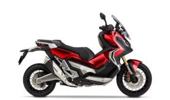 Ficha técnica de la moto Honda X-ADV