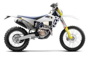Ficha técnica de la moto Husqvarna FE 350 2020