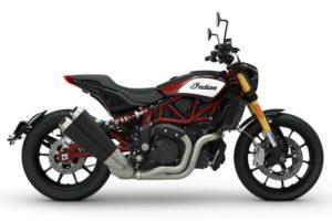 Ficha técnica de la moto Indian FTR 1200 S