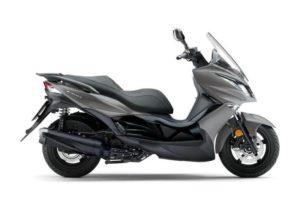 Ficha técnica de la moto Kawasaki J300 ABS
