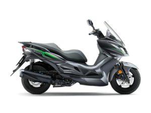 Ficha técnica de la moto Kawasaki J300 SE ABS