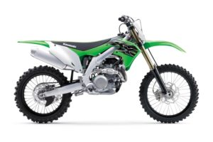 Ficha técnica de la moto Kawasaki KX450