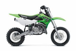 Ficha técnica de la moto Kawasaki KX65