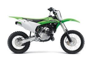 Ficha técnica de la moto Kawasaki KX85