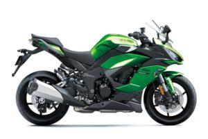 Ficha técnica de la moto kawasaki Ninja 1000SX 2020
