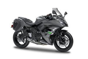 Ficha técnica de la moto Kawasaki Ninja 650 ABS Tourer