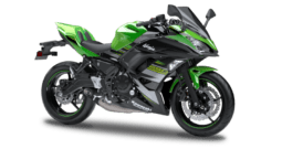 Kawasaki Ninja 650 SE ABS Performance 2018