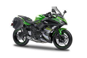 Ficha técnica de la moto Kawasaki Ninja 650 SE ABS Tourer