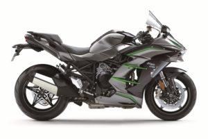 Ficha técnica de la moto Kawasaki Ninja H2 SX SE+