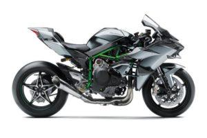 Ficha técnica de la moto Kawasaki Ninja H2R 2019