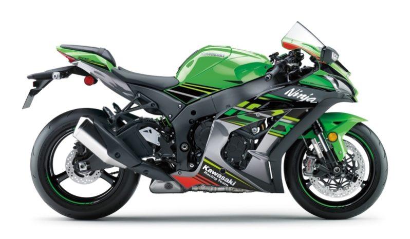 Ficha técnica de la moto Kawasaki Ninja ZX-10R 2019