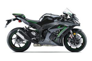 Ficha técnica de la moto Kawasaki Ninja ZX-10R SE 2019
