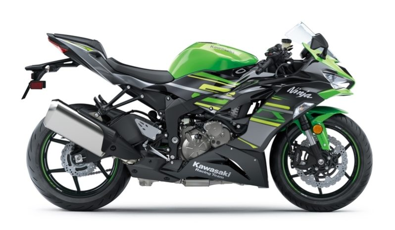 Ficha técnica de la moto Kawasaki Ninja ZX-6R