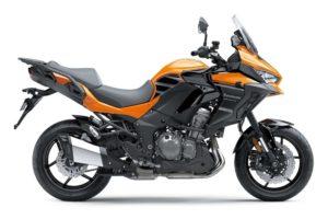 Ficha técnica de la moto Kawasaki Versys 1000 2019