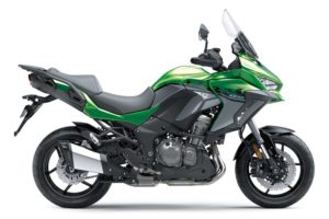Ficha técnica de la moto Kawasaki Versys 1000 SE 2019